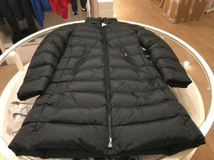 MONCLER キッズアウター 関税込★MONCLER★2018-19AW★豪華なFOXファー12/14歳 ABELLE(7)