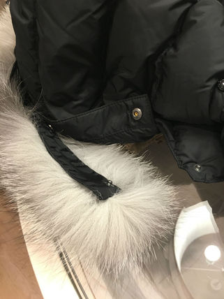 MONCLER キッズアウター 関税込★MONCLER★2018-19AW★豪華なFOXファー12/14歳 ABELLE(11)