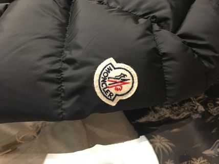 MONCLER キッズアウター 関税込★MONCLER★2018-19AW★豪華なFOXファー12/14歳 ABELLE(12)