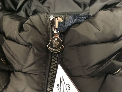 MONCLER キッズアウター 関税込★MONCLER★2018-19AW★豪華なFOXファー12/14歳 ABELLE(14)