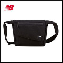 (ニューバランス) HOOD CROSSBAG Black NBGC8F7203