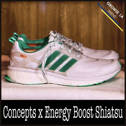 ★【adidas】追跡発送 Concepts x Energy Boost Shiatsu