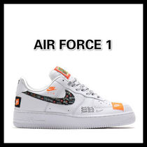 "★話題人気商品★  NIKE AIR FORCE 1 PREMIUM ""JUST DO IT"""
