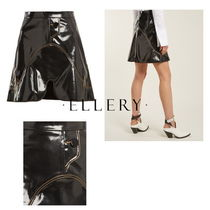 ELLERY(エレリー) ミニスカート 【ELLERY】Milky-Way PVC mini skirt
