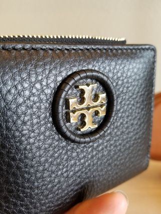 Tory Burch 折りたたみ財布 【即発◆3-5日着】TORY BURCH◆WHIPSTITCH LOGO MINI WALLET(3)