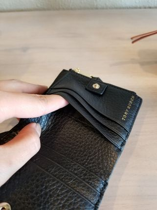 Tory Burch 折りたたみ財布 【即発◆3-5日着】TORY BURCH◆WHIPSTITCH LOGO MINI WALLET(8)