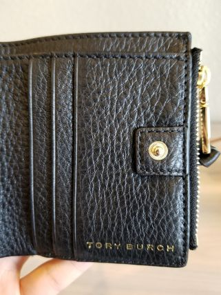 Tory Burch 折りたたみ財布 【即発◆3-5日着】TORY BURCH◆WHIPSTITCH LOGO MINI WALLET(11)