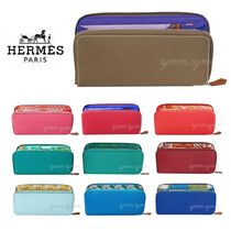 【希少!!】★HERMES★Silk'In classic wallet★ large model♪