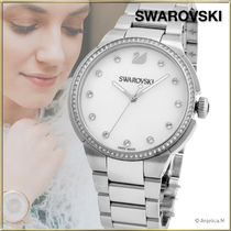 SALE!★関税・送料込み★SWAROVSKI CITY WATCH 5181635