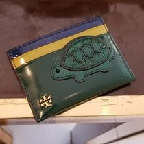2018AW♪  Tory Burch ★ TURTLE CARD CASE