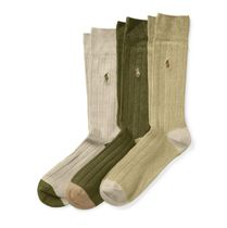 Soft-Touch Trouser Sock 3-Pack