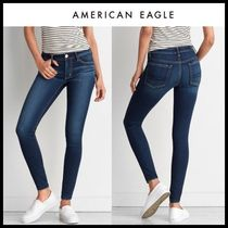 American Eagle Outfitters(アメリカンイーグル) デニム・ジーパン ☆American Eagle Outfitters☆ カジュアルソフトデニムパンツ