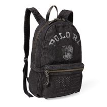 POLO-Bulldog Denim Backpack