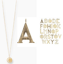 ALPHABET CHAIN 60 CM Chain necklace