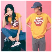 FREIKNOCK(フライノック) Tシャツ・カットソー 日本国内発送 [FREIKNOCK] WHY ALWAYS ME TSHIRT