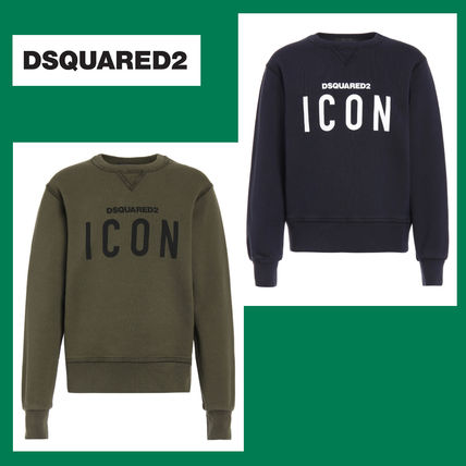 ☆D SQUARED2☆ ICON・ボーイズスウェット♪ 大人もOK~16A