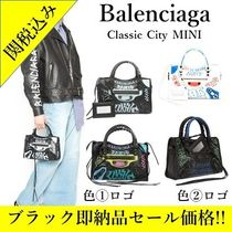 VIPセール BALENCIAGA Classic City MINI グラフティ バッグ
