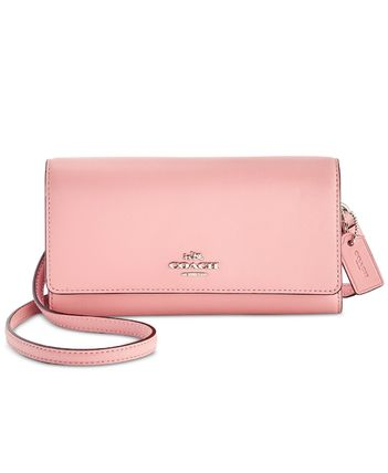 COACH Boxed Phone Crossbody 箱入り セール