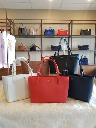 Tory Burch トートバッグ 【即発◆3-5日着】TORY BURCH◆EMERSON SM BUCKLE TOTE ◆トート
