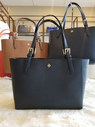 Tory Burch トートバッグ 【即発◆3-5日着】TORY BURCH◆EMERSON SM BUCKLE TOTE ◆トート(2)