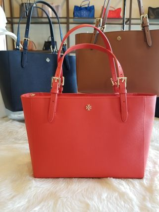 Tory Burch トートバッグ 【即発◆3-5日着】TORY BURCH◆EMERSON SM BUCKLE TOTE ◆トート(7)