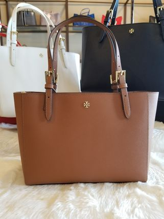 Tory Burch トートバッグ 【即発◆3-5日着】TORY BURCH◆EMERSON SM BUCKLE TOTE ◆トート(10)
