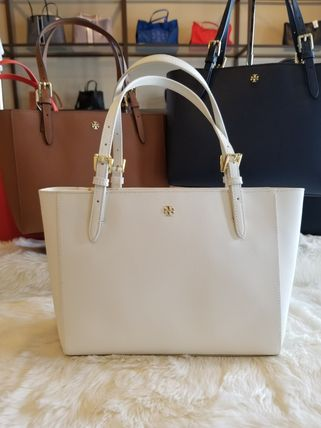 Tory Burch トートバッグ 【即発◆3-5日着】TORY BURCH◆EMERSON SM BUCKLE TOTE ◆トート(13)