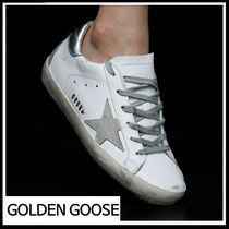 (ゴールデングース) GOLDEN GOOSE white silver GCOWS590 W77