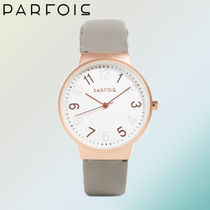 【NEW COLLECTION☆】Rose Gold Watch【人気のカラーリング♪】