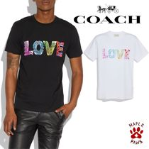 【COACH】国内即完売!Men'sラブ BY JASON NAYLOR Tシャツ 39723