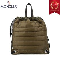 ◆SALE! Moncler モンクレール バックパック ダークグリーン