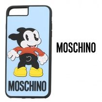 VIP価格【Moschino】IPHONE 6/6S/7 PLUS COVER 関税込