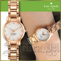 ★安心ヤマト便★Kate Spade Rose Gramercy Mini Watch 1YRU0191