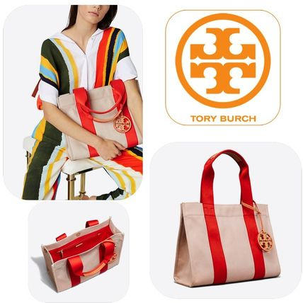Tory Burch マザーズバッグ セール Tory Burch Miller canvas tote