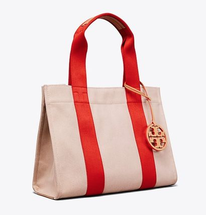 Tory Burch マザーズバッグ セール Tory Burch Miller canvas tote(3)