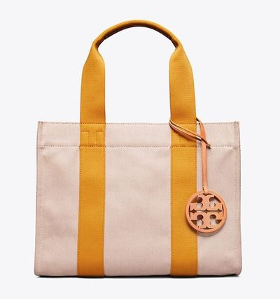 Tory Burch マザーズバッグ セール Tory Burch Miller canvas tote(2)