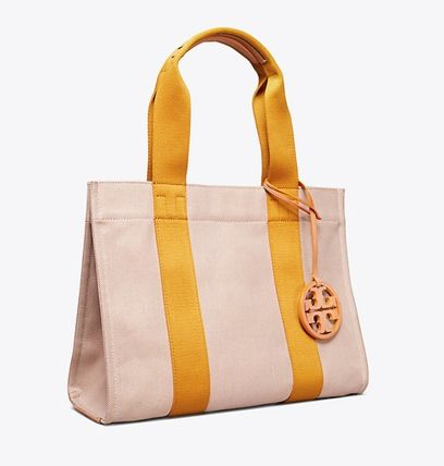 Tory Burch マザーズバッグ セール Tory Burch Miller canvas tote(4)