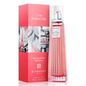 ☆GIVENCHY香水☆「Live Irresistible Delicieuse」 EDP 75ml