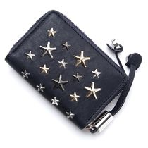 JIMMY CHOO コインケース nellie-ltr-navy