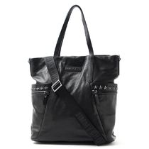JIMMY CHOO トートバッグ 2WAY balfour-bls-blk-m