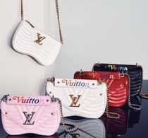 Yay or Noi 2018最新作★LOUIS VUITTON★NEW WAVE CHAIN BAG PM
