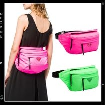 【PRADA】Neon Color Nylon Belt Bag
