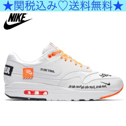 ★NIKE★AIR MAX 1 SE JUST DO IT MENS LIFESTYLE★スニーカー★