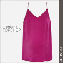 【国内発送・関税込】TOPSHOP★MATERNITY Satin Scallop Dress