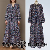 Tory Burch Sonia Long Dress 関税送料込
