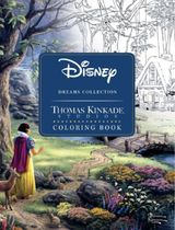 Dreams Collection Thomas Kinkade Studios Coloring Book