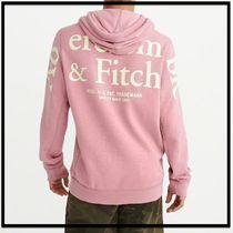 Abercrombie & Fitch(アバクロ)バッグロゴパーカー