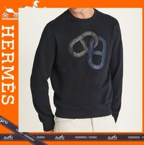 【HERMES】エルメス Maillons Chaine d'Ancre スウェット