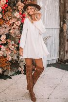 Spell and the Gypsy Collective Doe Eyed Mini Dress  ドレス