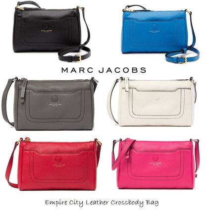 【SALE】Marc Jacobs レザークロスボディバッグ Empire City